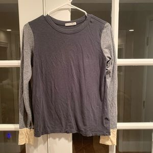Rag and Bone long sleeve top, size S. Super soft